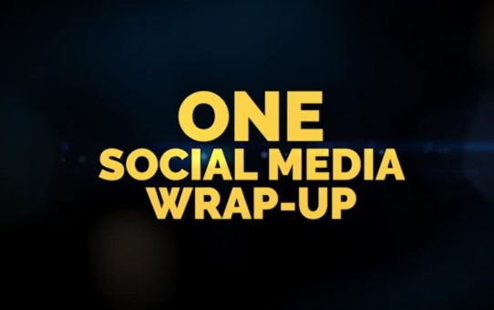 ONE Social Media Wrap-Up | 26 January 2019