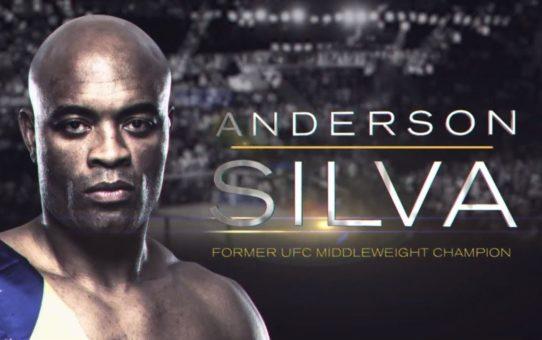UFC 234: Mirror Match