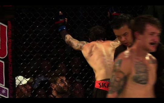 AFC 12 Dylan Wolf VS Chris Wase