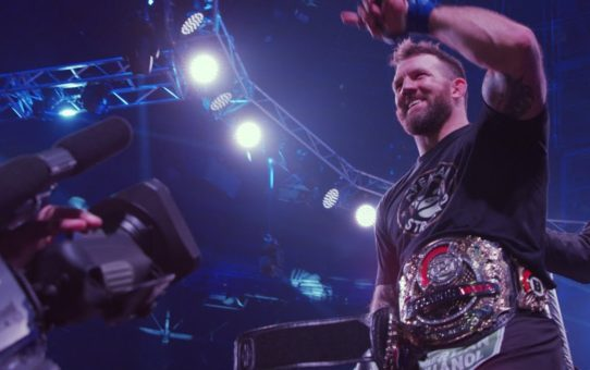 Bellator 214: Backstage – Ryan Bader