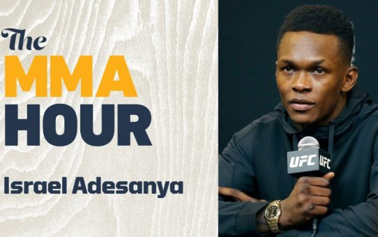 Israel Adesanya Excited To 'Solve Puzzle' Of Kelvin Gastelum's 'Mexican Style Of MMA' At UFC 236