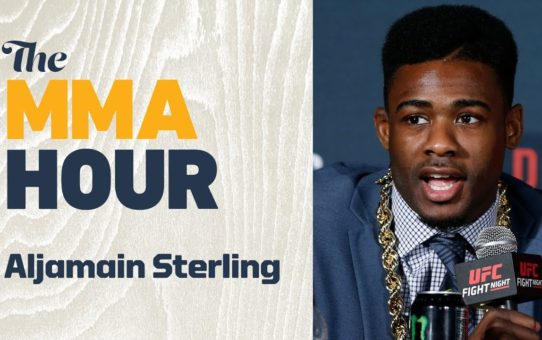 Aljamain Sterling Says Fight With Jimmie Rivera Means 'A Lot More Than Just Winning A UFC Fight'