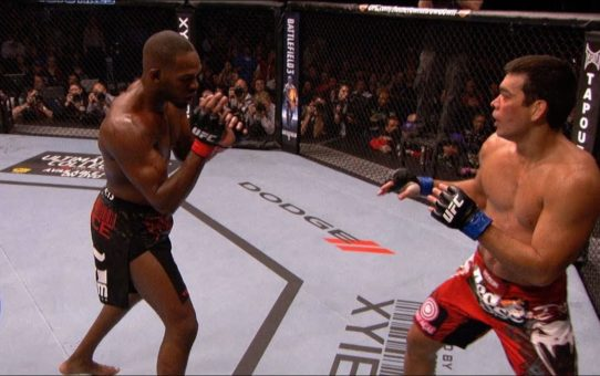 Jon Jones Top 5 Finishes