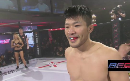 Kazumasa Majima vs Luke Jones