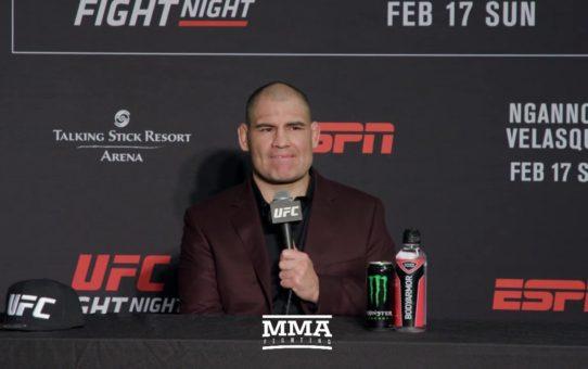 Live Stream: UFC Phoenix Post-Press Conference – MMA Fighting