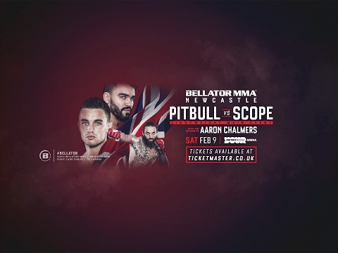 London Press Conference | Bellator Newcastle