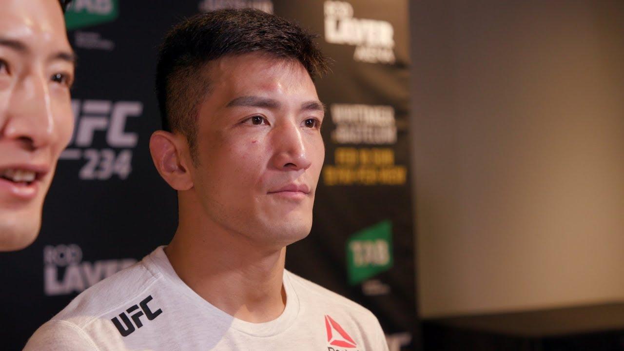 UFC 234: Kyung Ho Kang Says Korean Military Service Made Him 'Way Stronger' - MMA Fighting