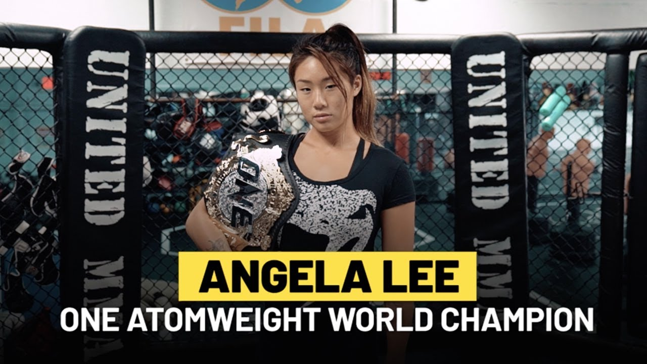 ONE Feature   Angela Lee Keeps Overcoming The Odds