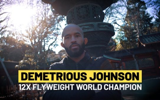 ONE Feature | Demetrious Johnson Lives By Martial Arts Values