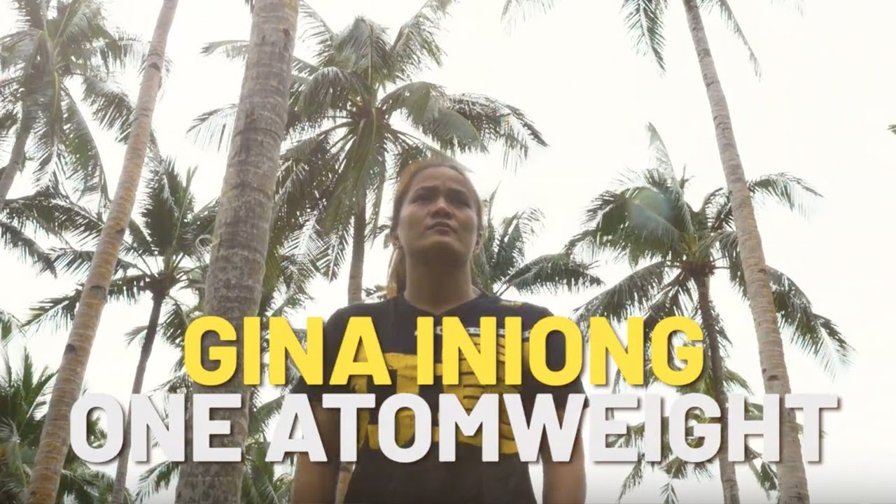 ONE Feature   Gina Iniong Battles Through Mother's Cancer Diagnosis