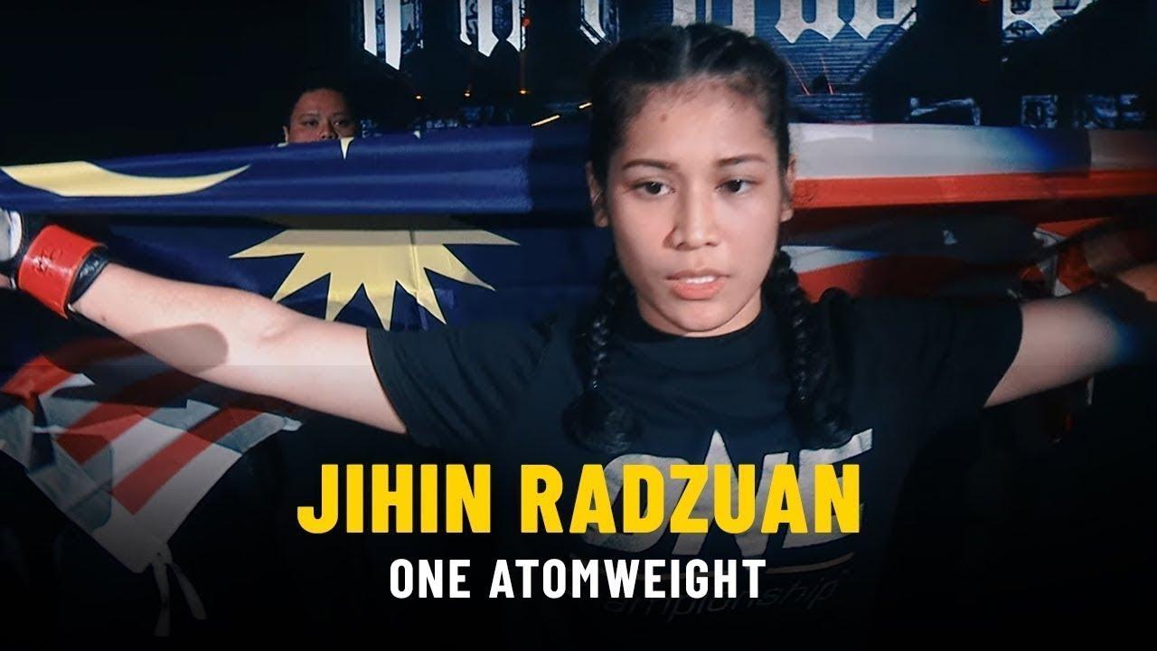 ONE Feature | Jihin Radzuan Leading The Way For Malaysia