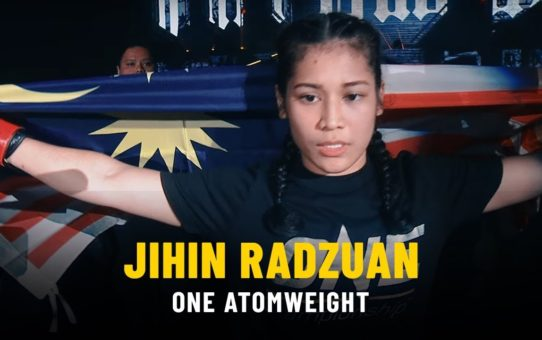 ONE Feature | Jihin Radzuan Leading The Way For Malaysia