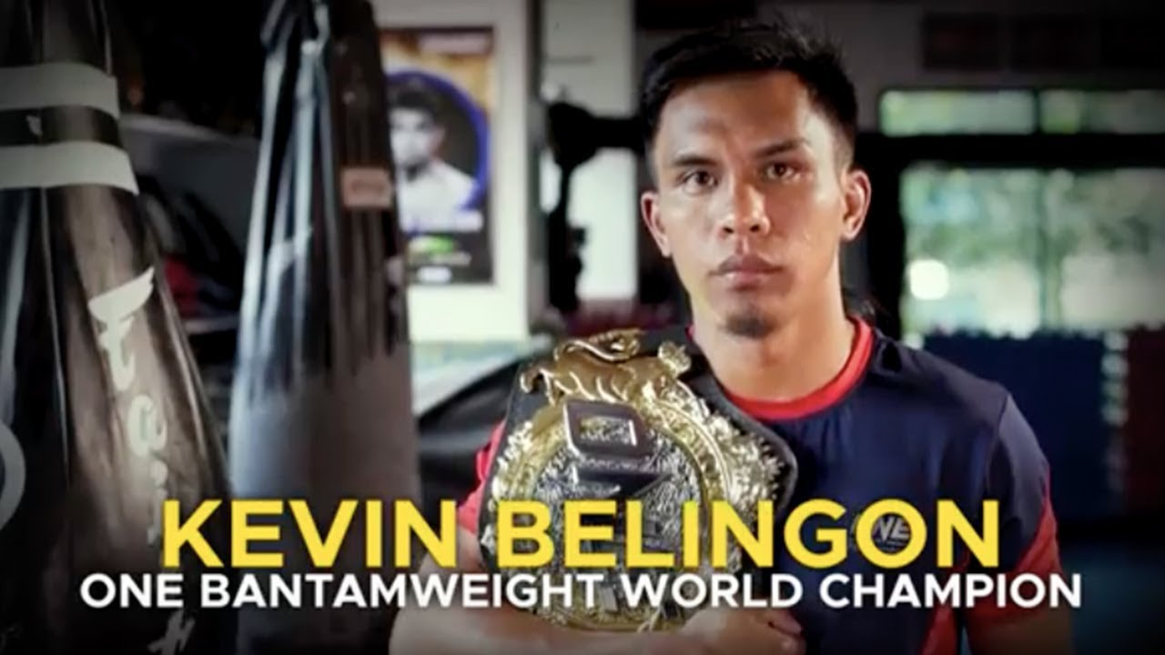 ONE Feature | Kevin Belingon's Incredible Resurgence
