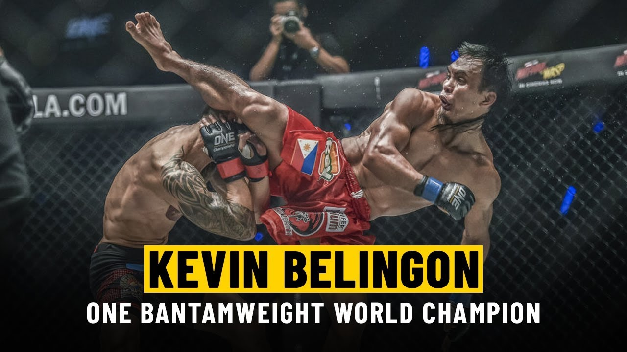 ONE Feature | Kevin Belingon's Road To Redemption