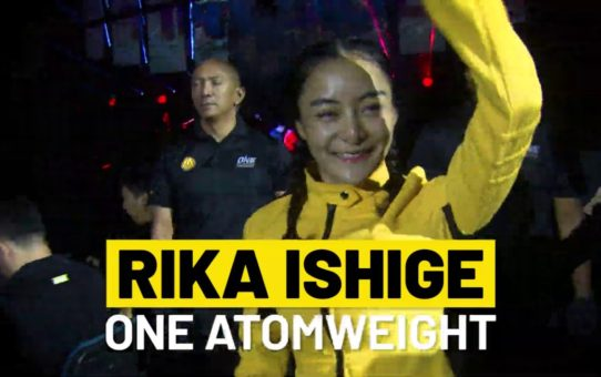 ONE Feature | Rika Ishige's Quest For Perfection
