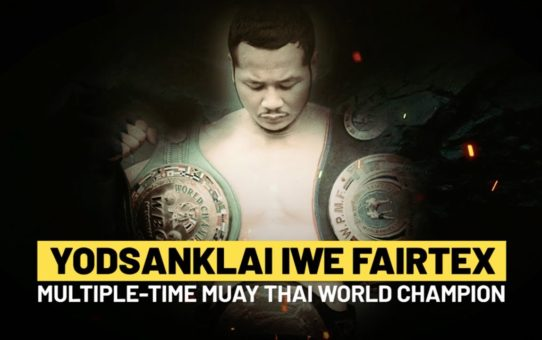 ONE Feature | Yodasanklai Could Not Live Without Muay Thai