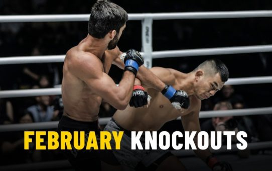 ONE Highlights | February 2019 Knockouts