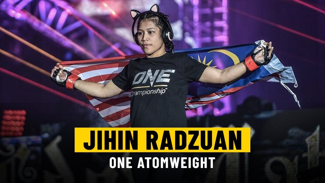 ONE Highlights | Jihin Radzuan Breaks Through