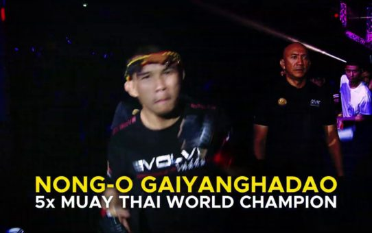 ONE Highlights | Nong-O Is Ready For ONE Gold