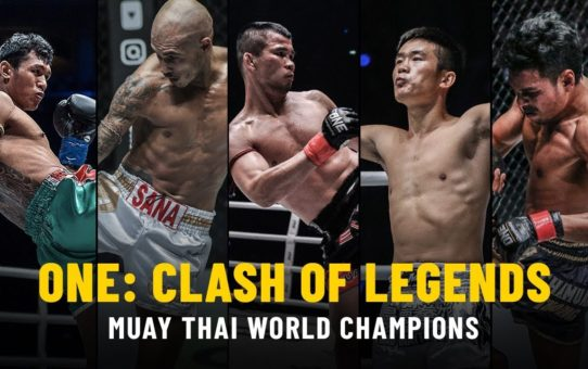 ONE Highlights | ONE Super Series Athletes at ONE: CLASH OF LEGENDS