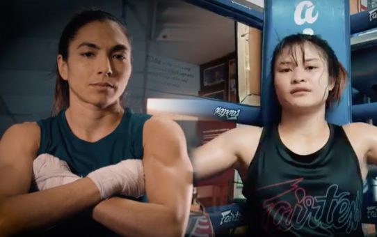 ONE Main Event Feature | Stamp Fairtex vs. Janet Todd