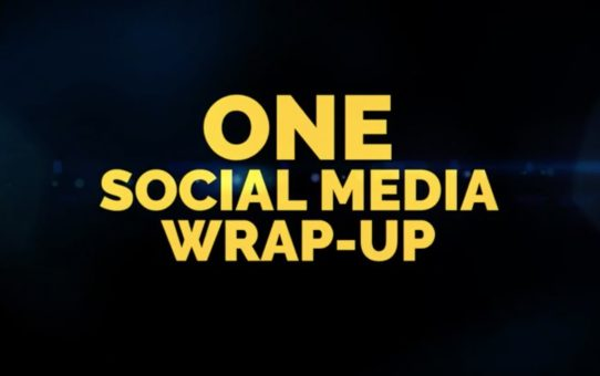 ONE Social Media Wrap-Up | 2 February 2019