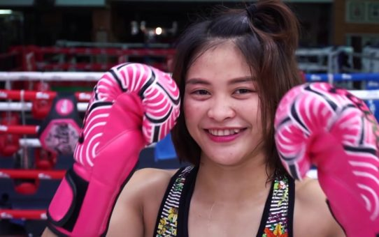 ONE Special Feature | Stamp Fairtex's No Stranger To Creating History