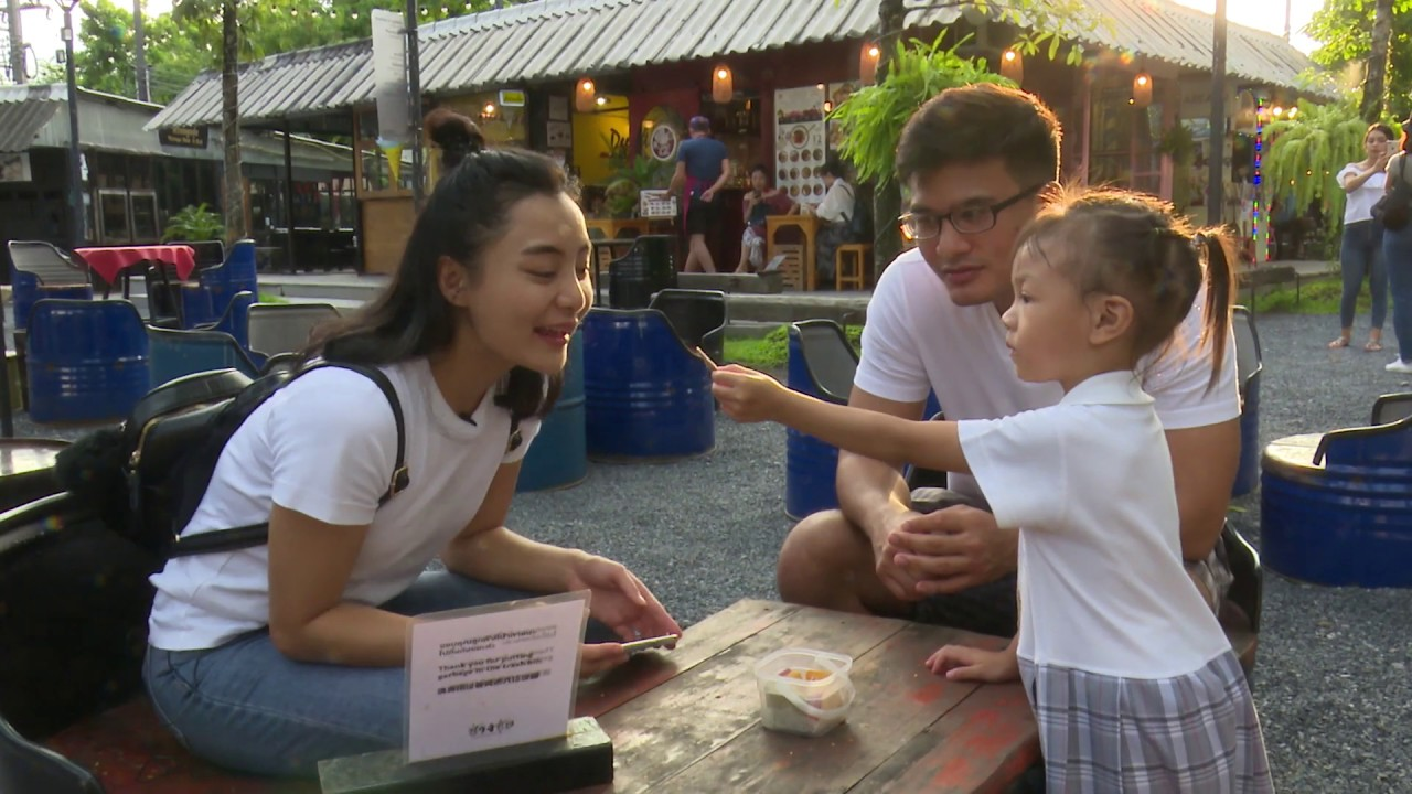ONE VLOG | Rika Ishige & Shannon Wiratchai Explore Thailand