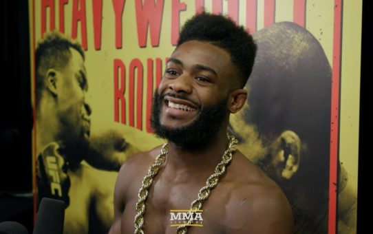 UFC Phoenix: Aljamain Sterling Says He'd Like to Give Cody Garbrandt Third Humbling in Octagon