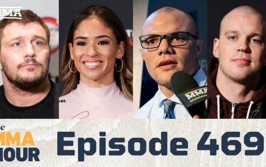 The MMA Hour Live – February 18, 2019
