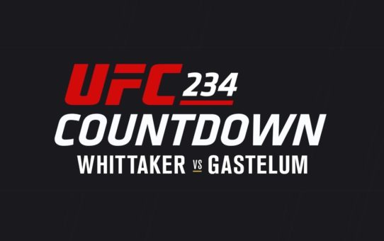 UFC 234 Countdown: Full Episode