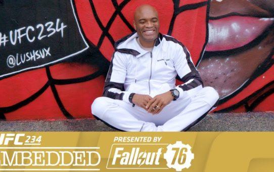 UFC 234 Embedded: Vlog Series – Episode 3