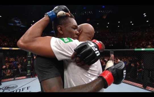 UFC 234: The Thrill and the Agony – Sneak Peek