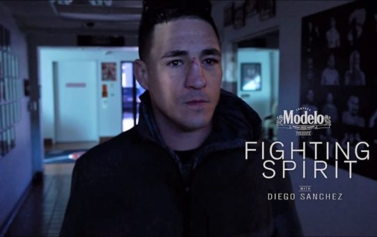 UFC 235: Diego Sanchez – Fighting Spirit Presented By Modelo
