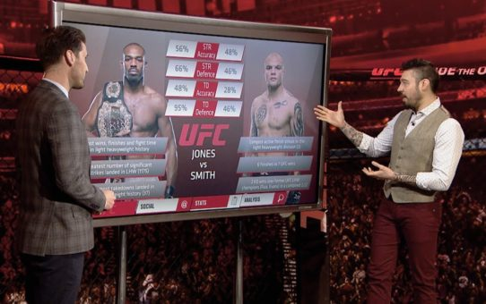 UFC 235: Inside the Octagon – Jones vs Smith
