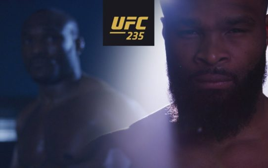 UFC 235: The Chosen and The Nightmare