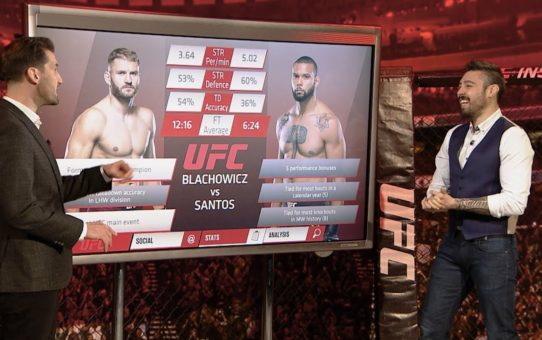 UFC Prague: Inside the Octagon – Blachowicz vs Santos