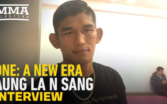 ONE Championship: Aung N La Sang Talks Working as a Beekeeper, Being Double Champ, Fame in Myanmar