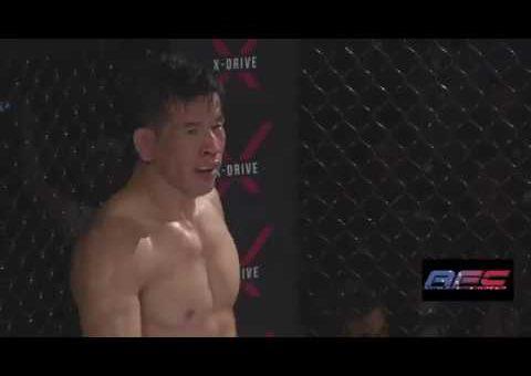 AFC 21 Wu Haotian VS Cody Pfister