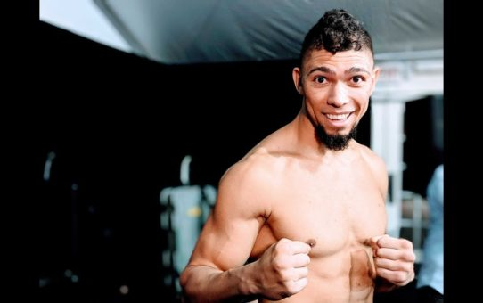 UFC 235: Johnny Walker Says He Needs to Train Celebrations More to Avoid Another Injury