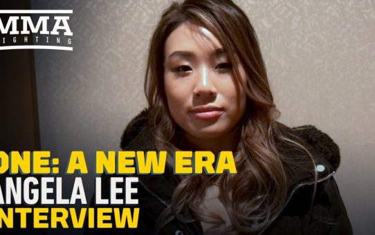 ONE Championship: Angela Lee Says Near-Fatal Vehicle Crash Remains 'Eye-Opener' For Her Life, Career