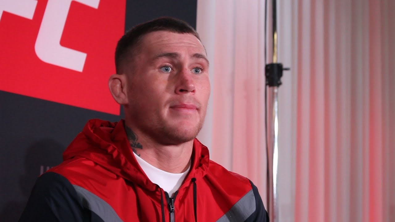 UFC London: Darren Till Says He Might 'Campaign' For Title Shot With Win Over Jorge Masvidal