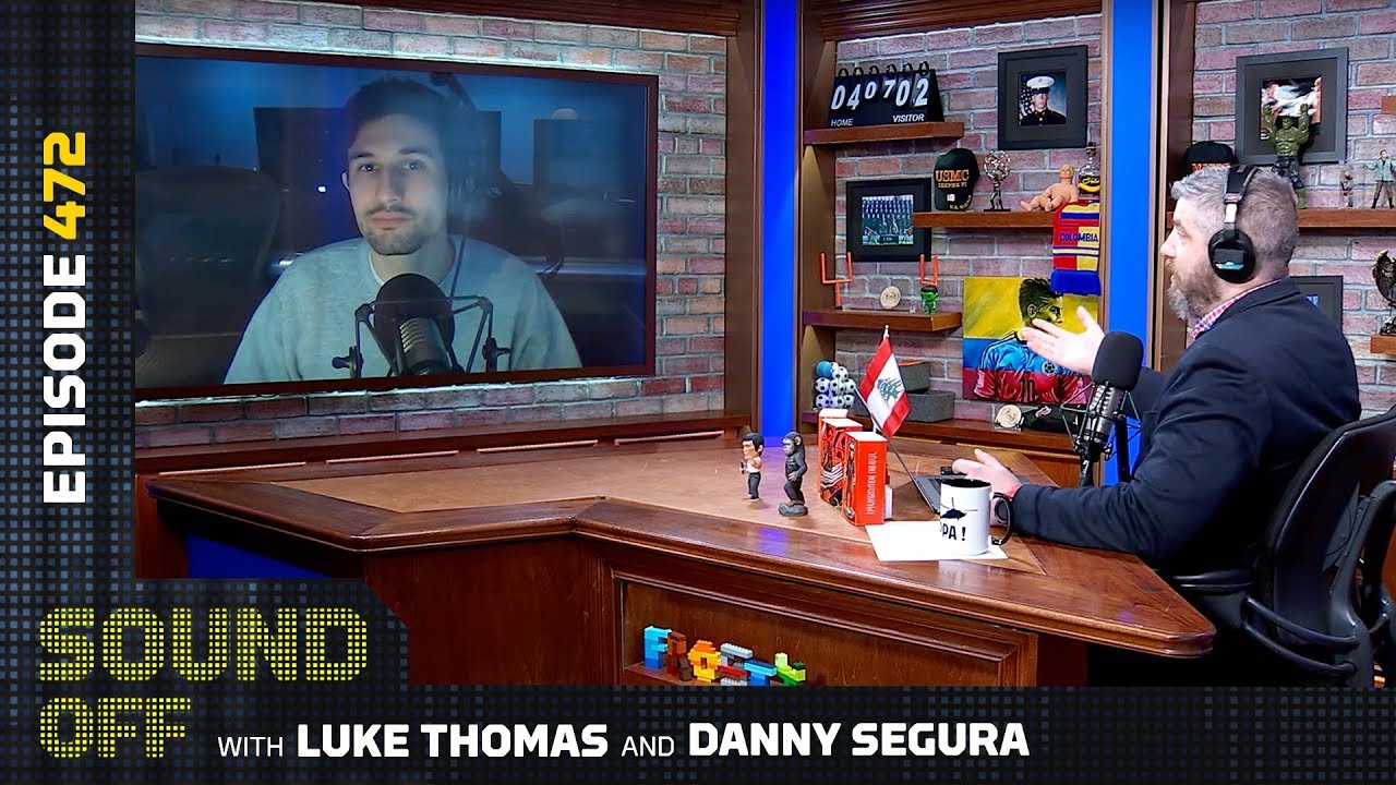 With Poirier-Holloway Booked, What Should Tony Ferguson Do Next? | Sound Off #472