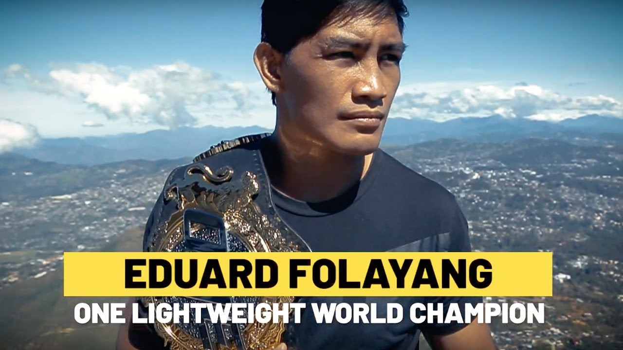 ONE Feature | Eduard Folayang's Best Is Yet To Come