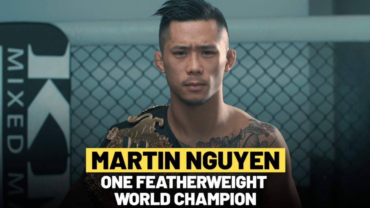 ONE Feature | Martin Nguyen's Tragedy & Triumph