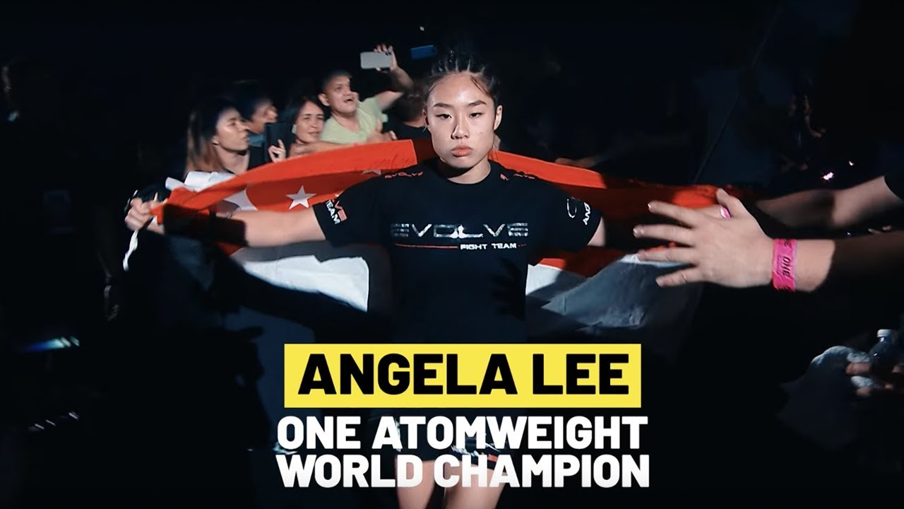 ONE Highlights | Angela Lee Can't Be Stopped