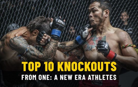ONE Highlights | Top 10 KOs From ONE: A NEW ERA Athletes