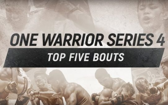 ONE Warrior Series | Top 5 Bouts