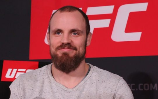 UFC London: Gunnar Nelson Says Win Over Leon Edwards Will 'Shoot Me Right Up There' Into Title Mix