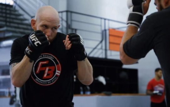 Training Day: Josh Emmett